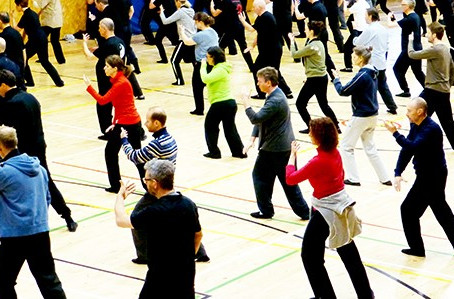Tai Chi Challenge #8 - Unify body and mind