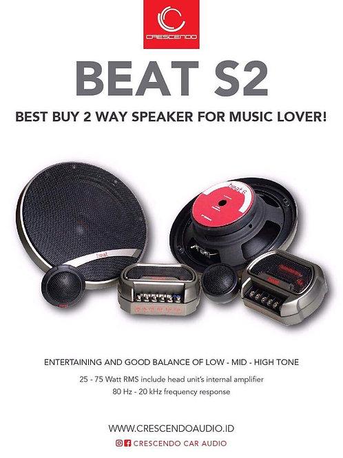 Crescendo Beat S2