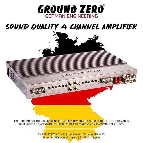 Ground Zero Uranium