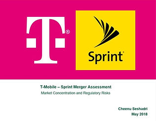 T-Mobile - Sprint Merger Assessment
