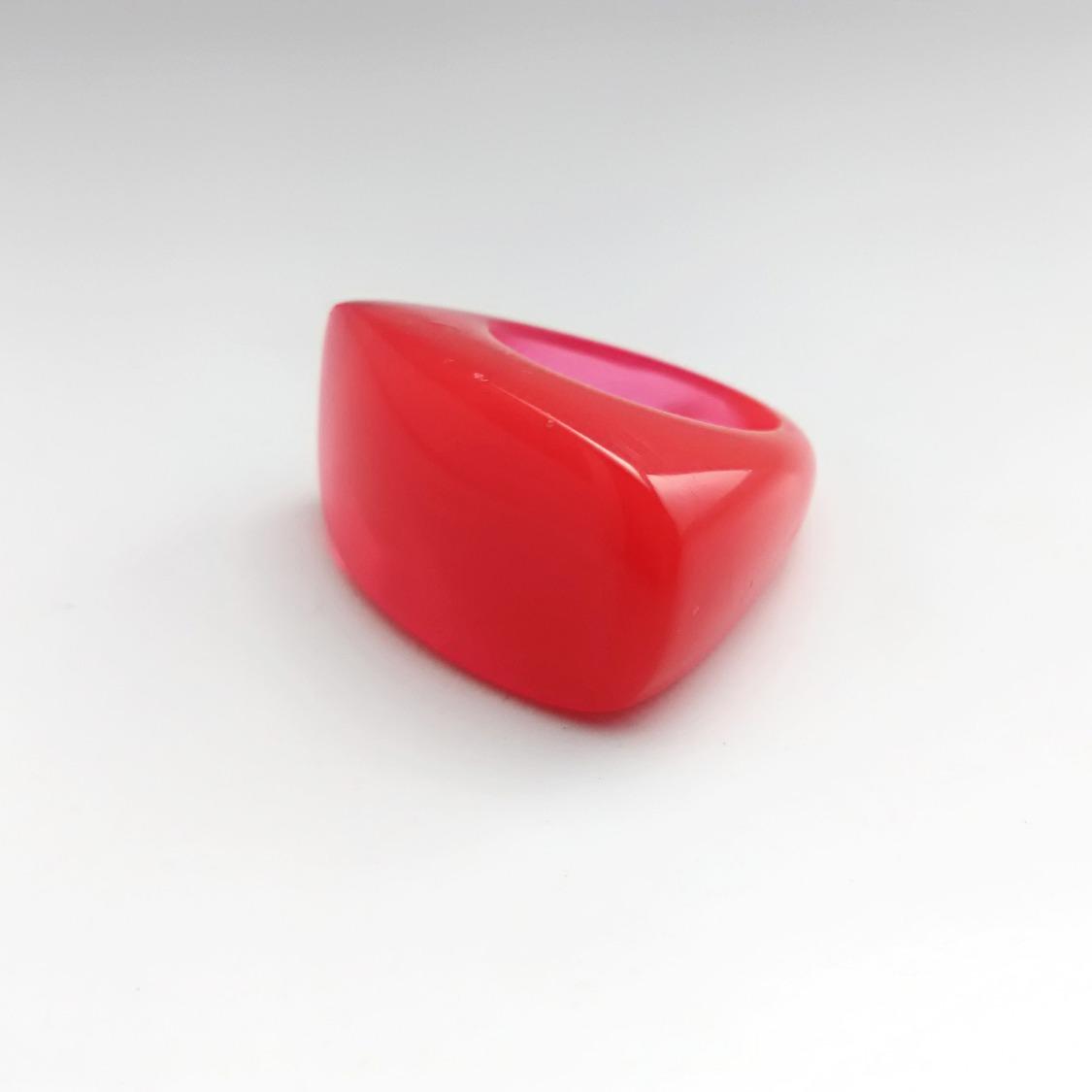 anel Essence vermelho