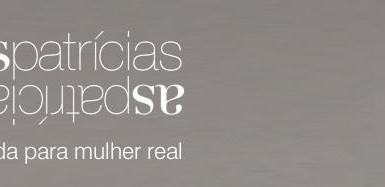 Claudia Casaccia no blog  - As Patrícias!