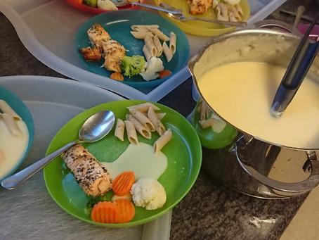 Nydelig lunch 😋