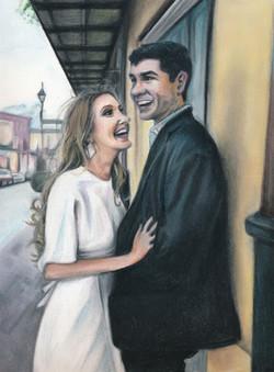 Samantha and Christian