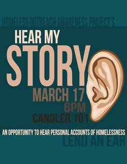HOAP's Hear My Story 2016