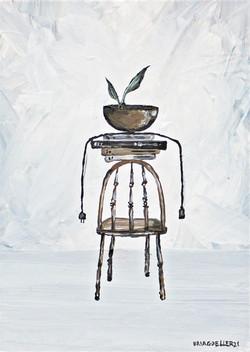 Still Life // Life, Still (2021) - Edition III (Chair)