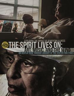 The Spirit Lives On Flyer