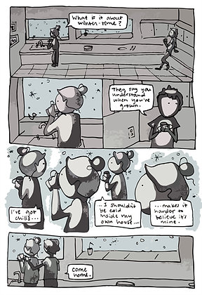 """Winter"" - Graphic Poem"