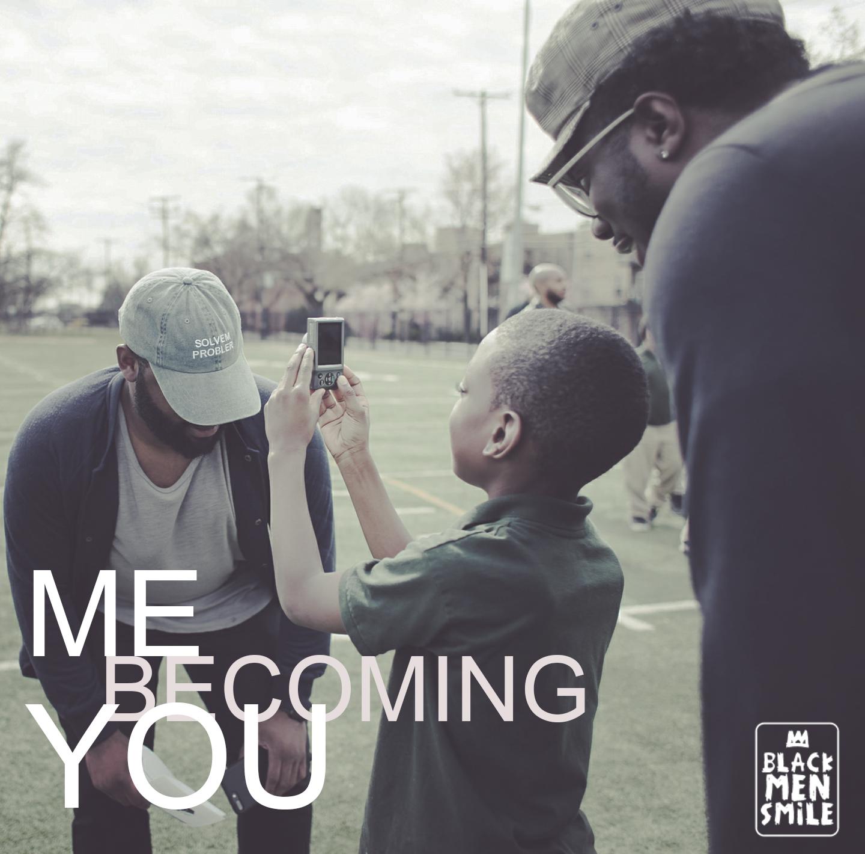 Black Men Smile - Me Becoming You 2