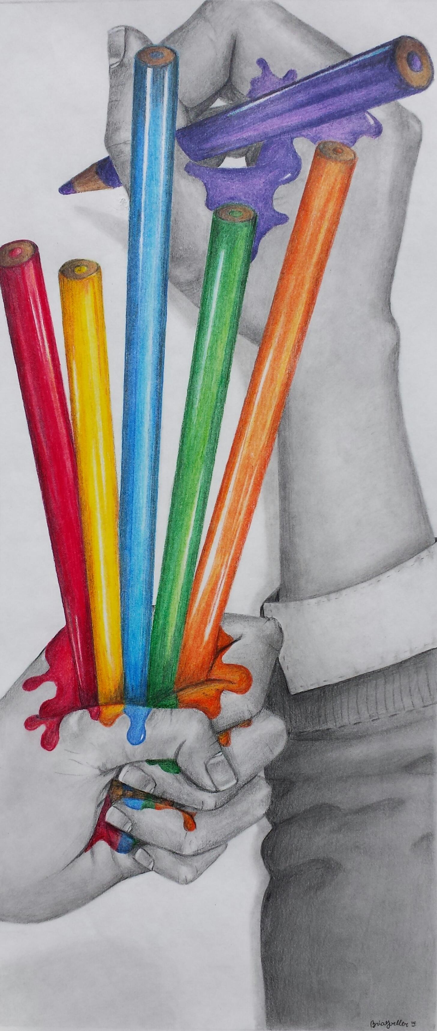 Color Me Artsy (2014)