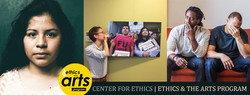 Ethics & the Arts Cover Photo