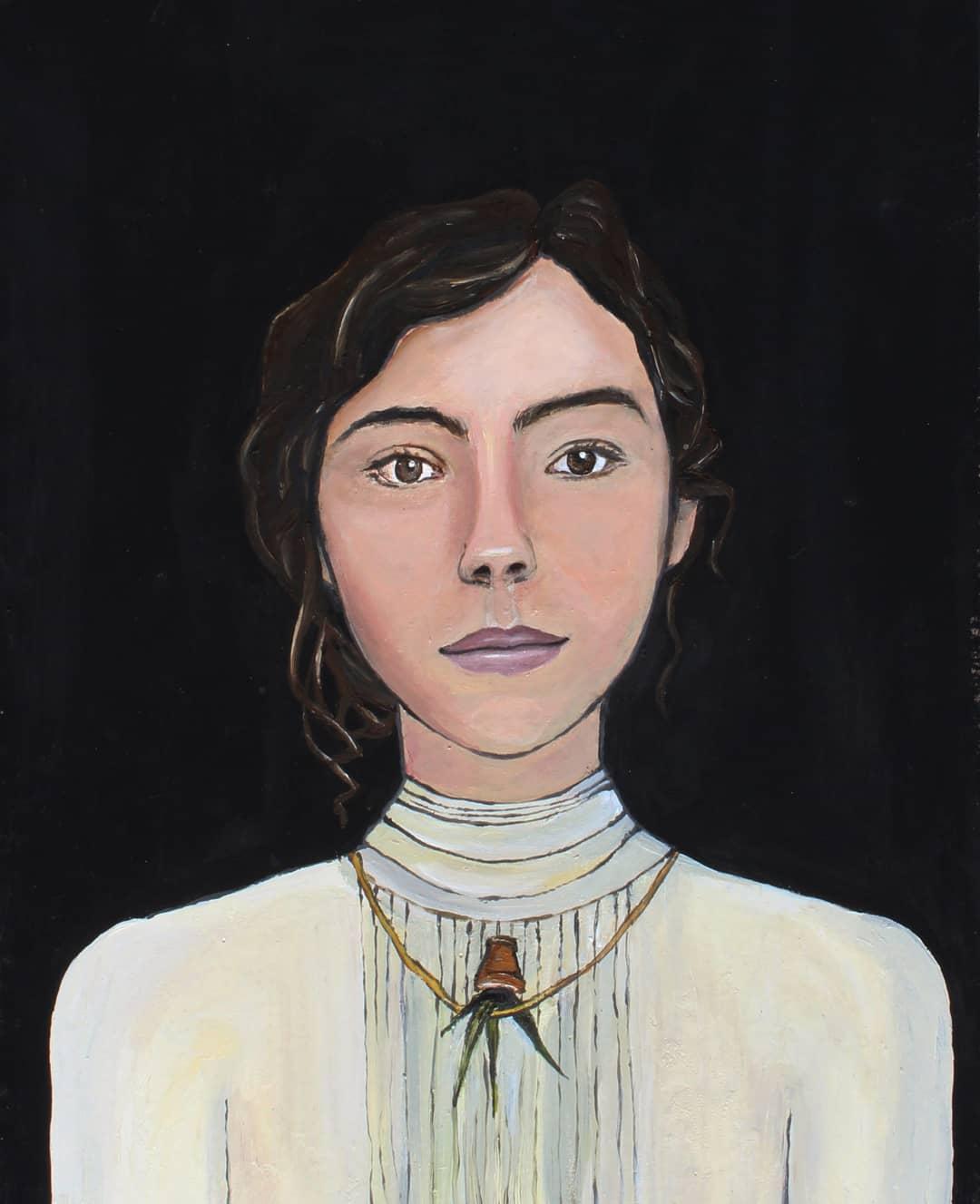 Parlor Portrait (2019)