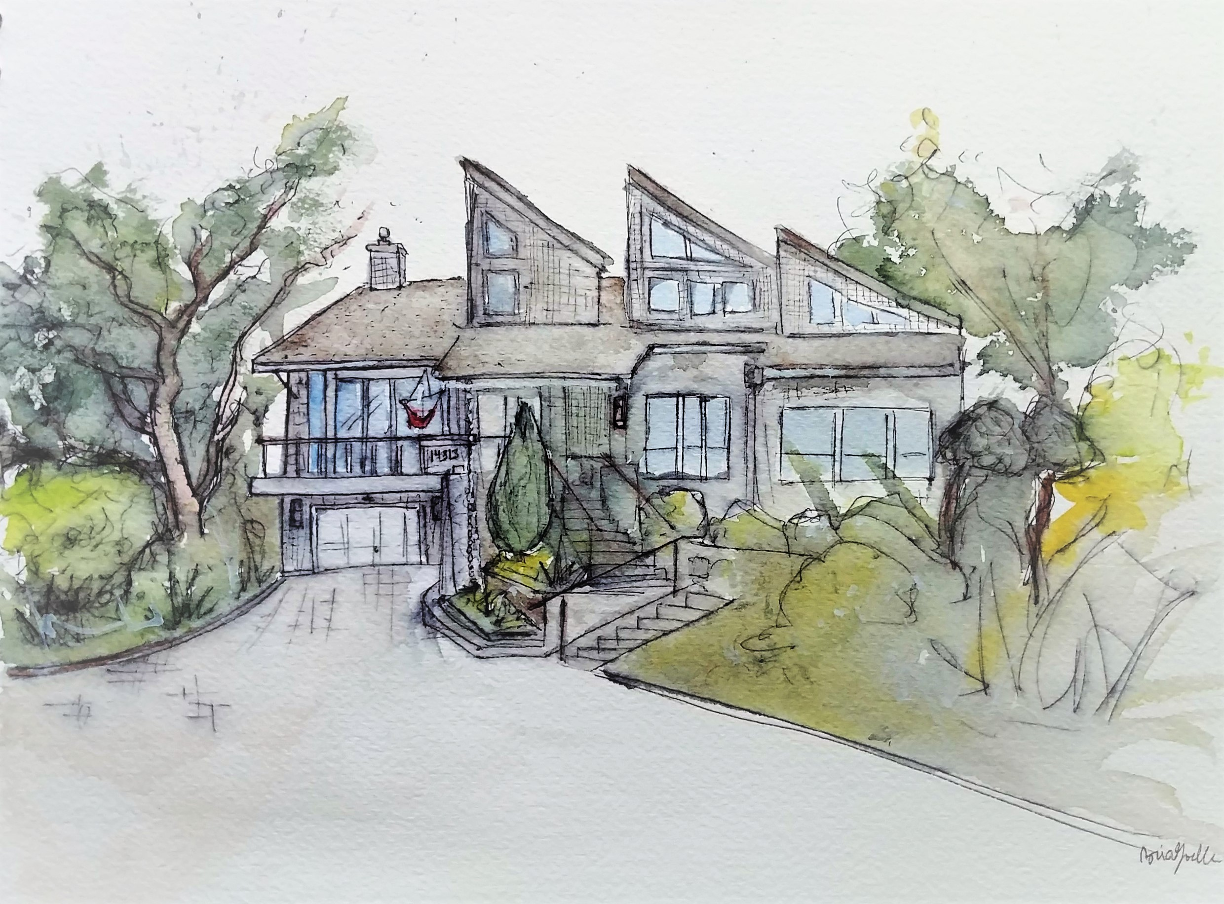 San Francisco Home - COMMISSION