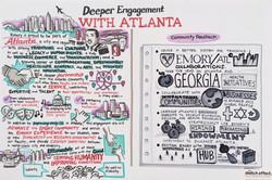 Deeper Engagement with Atlanta