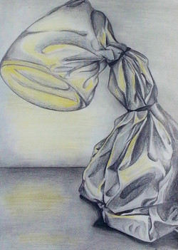 Wrapped Lamp (2014)