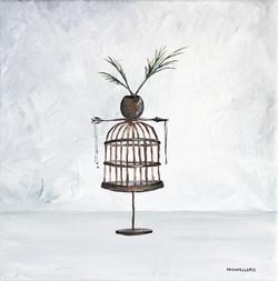 Still Life // Life, Still (2021) - Edition I (Cage)