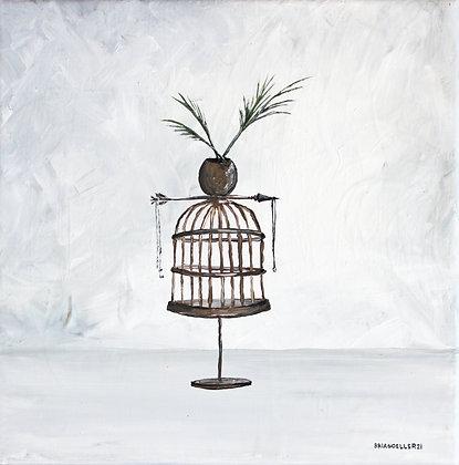 """""""Still Life // Life Still"""" - Edition I (Cage) (2021)"""