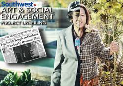 Arts & Social Engagement Unveiling