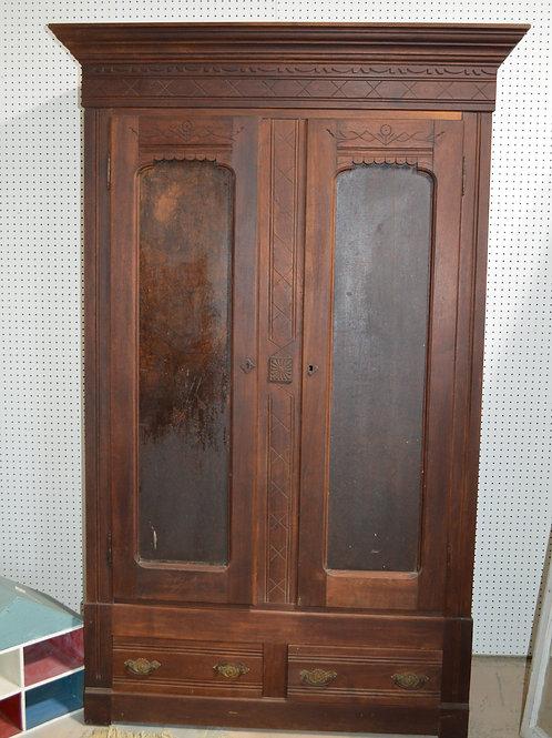 Antique Breakdown Wardrobe
