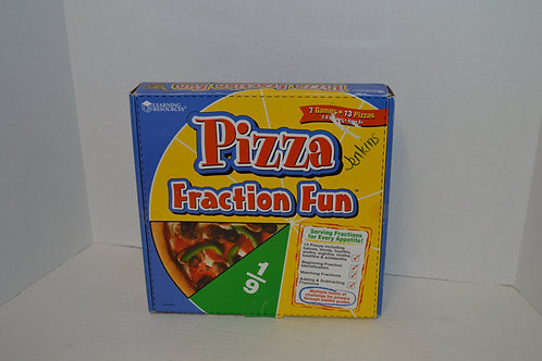 Pizza Fraction Fun by Learning Resources