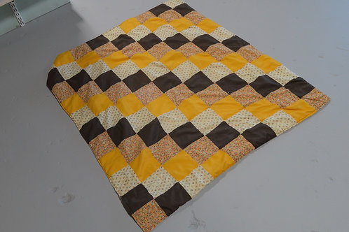 Quilted Throw