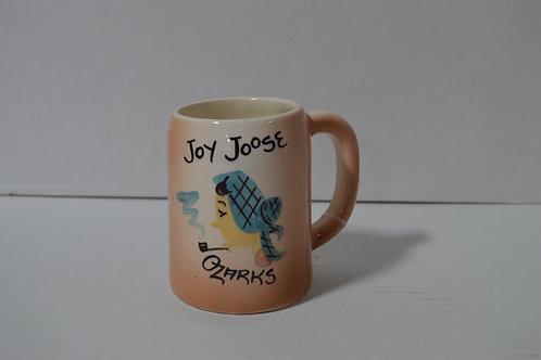 """Joy Joose"" Ozarks Hillbilly Mug"
