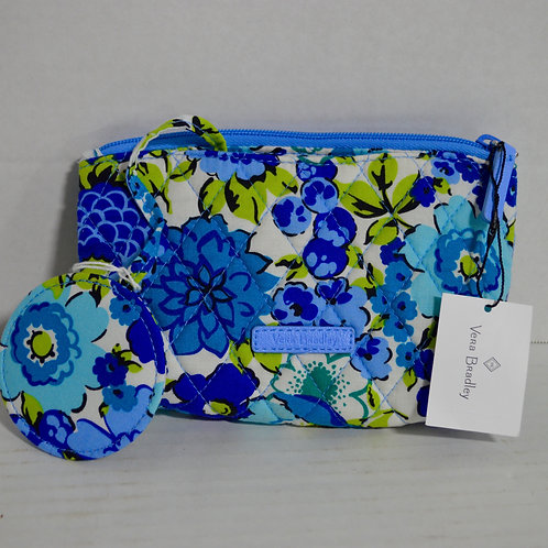 NWT Vera Bradley Cosmetic bag with Mirror