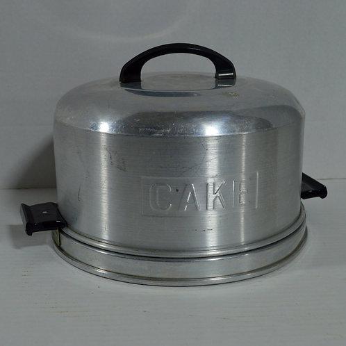 Vintage Kromex Cake Carrier