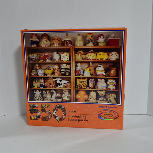 "550 Piece Jigsaw Puzzle ""Smart Cookie"" by Ceaco"