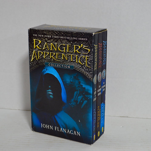 Ranger's Apprentice by John Fanagan Collection Box Set