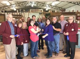 Chamber of Commerce Ribbon Cutting