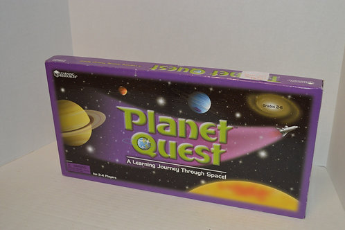 Planet Quest Game by Learning Resources