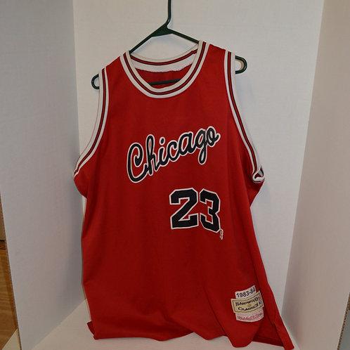 #23 Michael Jordan Chicago Bulls Jersey