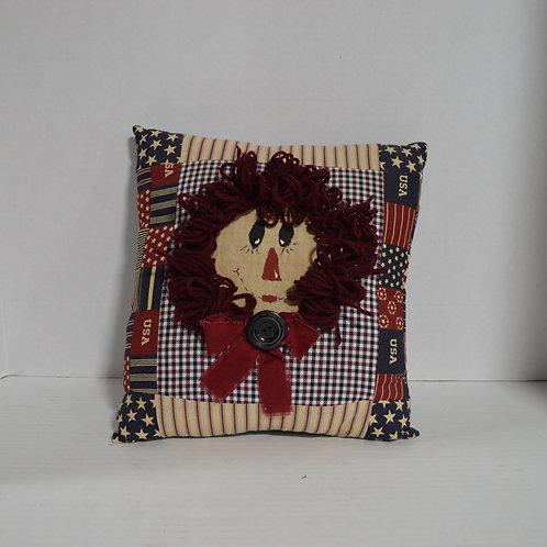 Raggedy Ann Pillow