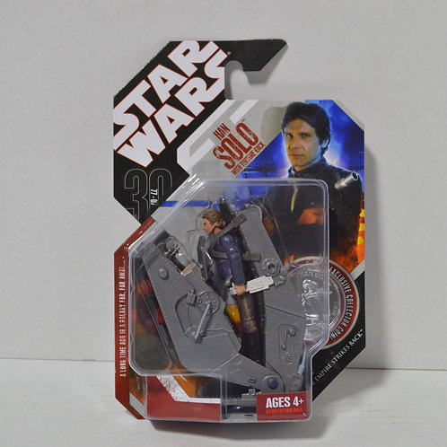 Star Wars the Empire Strikes Back Han Solo Figurine with Coin