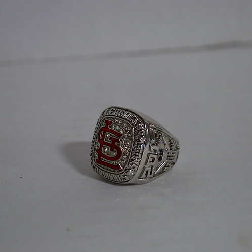 St. Louis Cardinals 2013 National League Champions Ring Replica