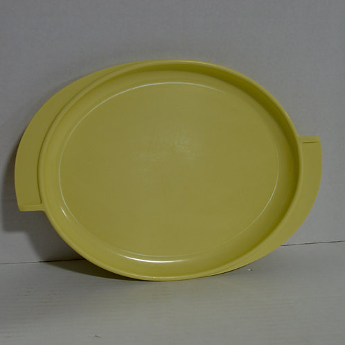 Yellow Vintage Boonton Melmac Serving Platter