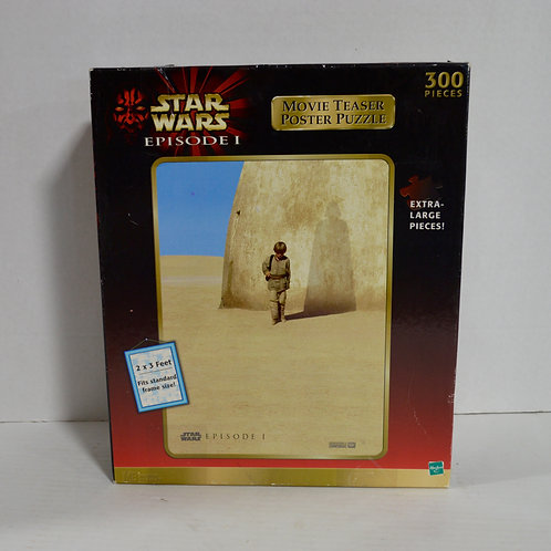 300 Pieces Star Wars Episode I Movie Poster Puzzle