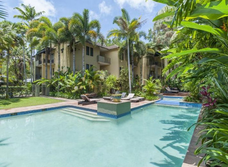 Port Douglas Reef Club Pvte Apt 8 joins our portfolio.