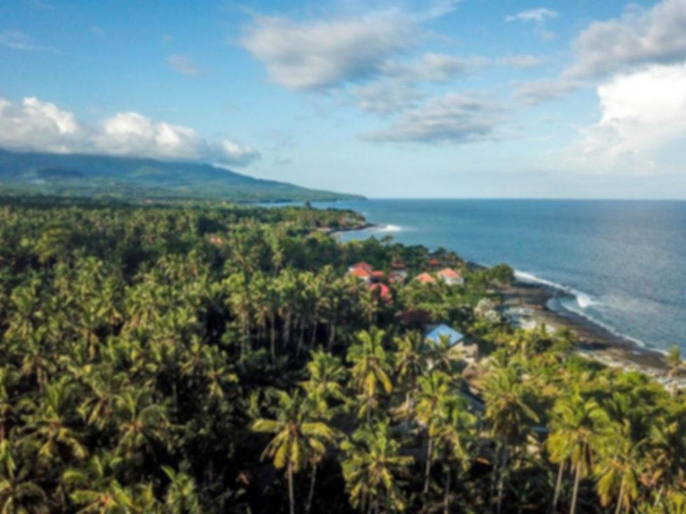Villa Jasri Tiga Beach Location