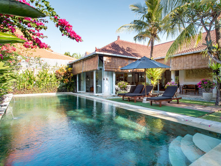 Villa Livo scores another great review for Bali Villas.