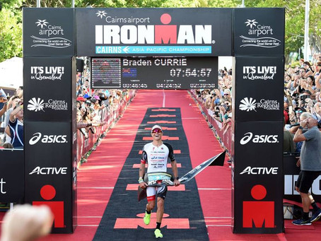 Ironman Cairns 2018 being described as 'best ever' with record times and massive crowds