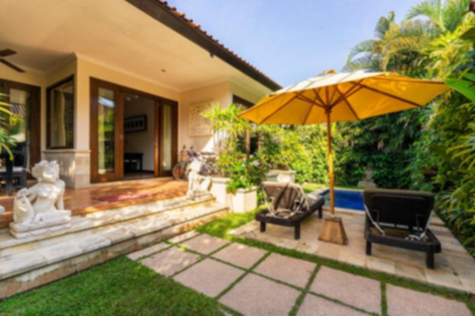Zen Villa with airbnb