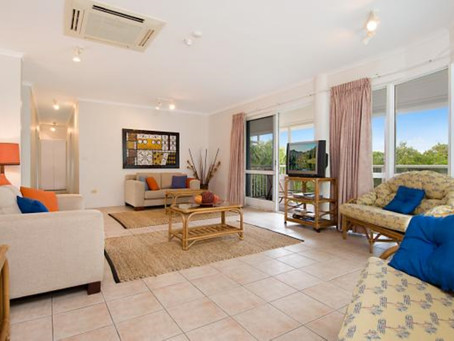 Palm Cove Penthouse hits the top spot.