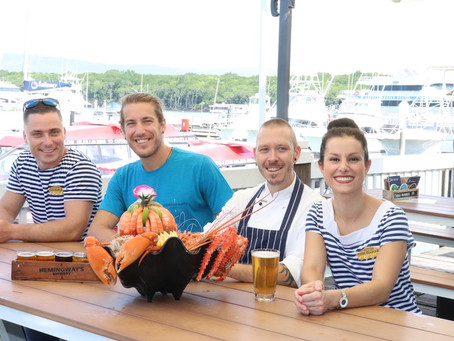 EVERYONE'S FAVOURITE SEAFOOD EVENT RETURNS TO MARINA