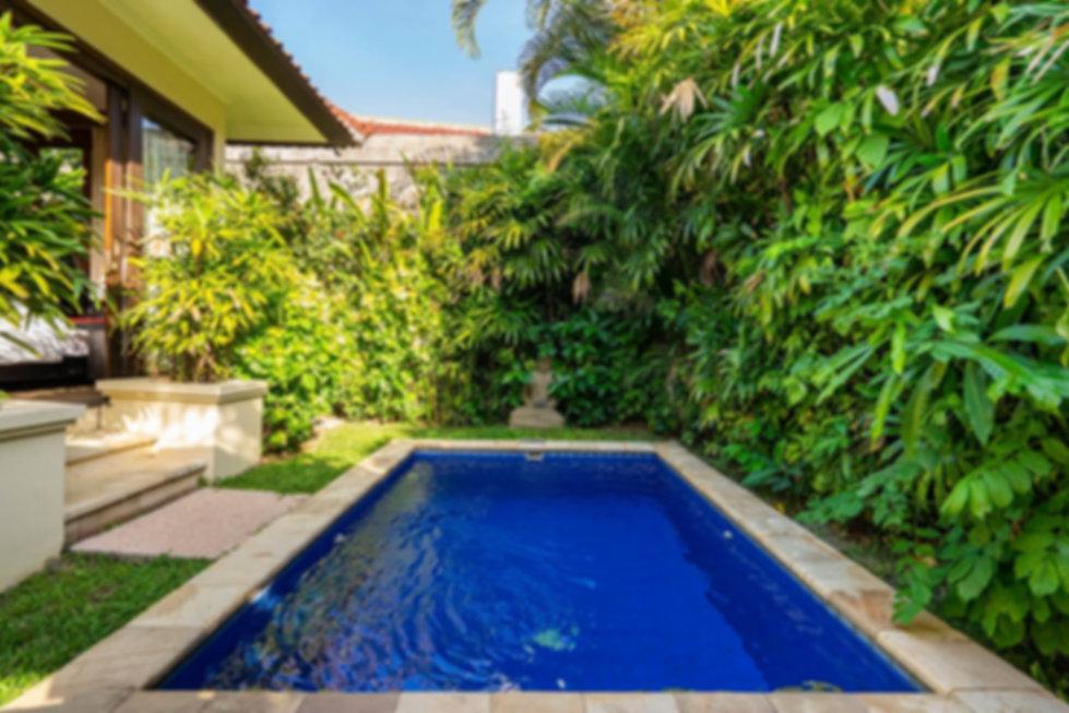 Zen Villa Plunge Pool