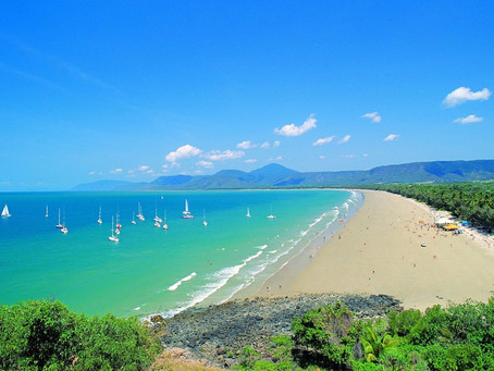 Central Plaza Port Douglas enters the popularity stakes.