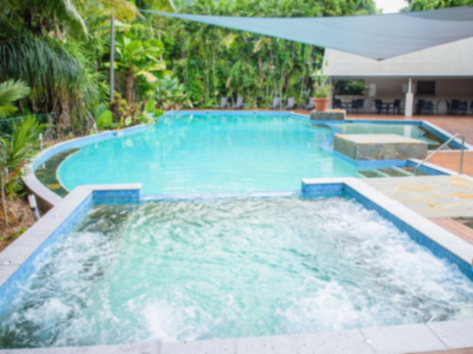 Oasis Pool Area