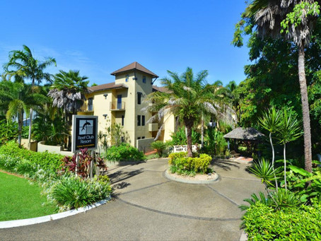 Port Douglas Reef Club Pvte Apt 8 joins our portfolio of top class accommodation.