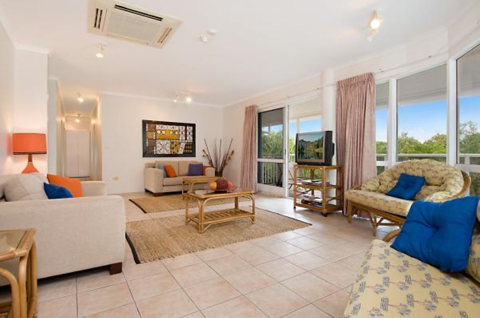 Palm Cove Penthouse with airbnb